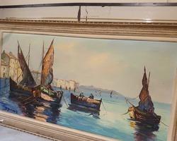 Tableau - Belle Marine