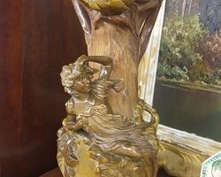 Paire de vase art déco
